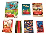 Best Disney Press Books For 4 Year Old Boys - Disney Cars Activity Gift Set ~ Turn on Review