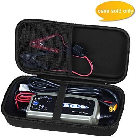 Aproca Hard Travel Storage Case Fit CTEK 56353 Multi US 7002 12V Battery Charger