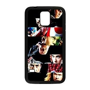 The Avengers YT7035205 Phone Back Case Customized Art Print Design Hard Shell Protection SamSung Galaxy S5 G9006V Kimberly Kurzendoerfer