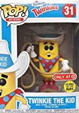 Funko Pop Twinkie The Kid #31 Glow in The Dark Exclusive