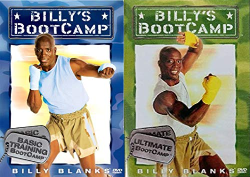 Double Double KO Billy Blanks Left Right Uppercut - Billy