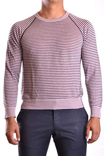 (Armani Collezioni Men's Mcbi19056 Pink Linen)