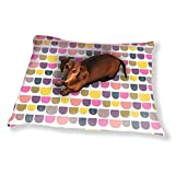 Pocket Patchwork Dog Pillow Luxury Dog Cat Pet Bed