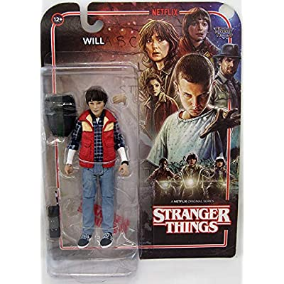 McFarlane Toys Stranger Things Series 3 Will Byers Action Figure: Toys & Games