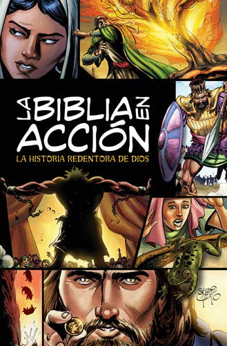 La Biblia En Accion: Amazon.es: Cariello, Sergiocook David: Libros ...