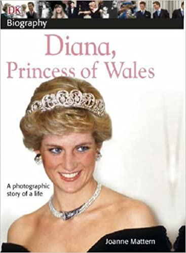 Book Diana Princess of Wales (DK Biography)