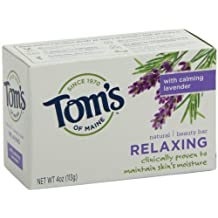 Tom's of Maine Relaxing Bar Soap 120 ml by Tom's of Maine