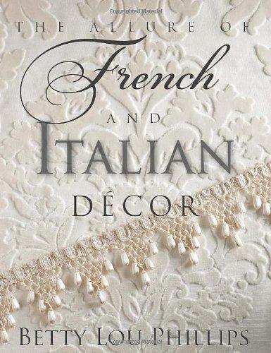 The Allure of French & Italian Decor -