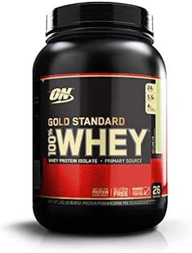 Optimum Nutrition Gold Standard 100 Whey Protein Powder, Key Lime Pie, 1.8 Pound