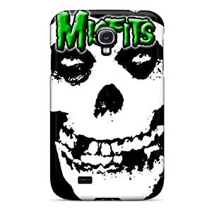 High Quality Carolcase168 Green Misfits Skin Cases Covers Specially Designed For Galaxy - S4