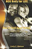 HCG Body for Life, Colin Watson, 1470107902