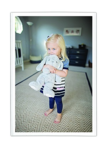 Magtech-Magnetic-Photo-Pocket-Frame-White-Holds-4-x-6-Inches-Photos-10-Pack