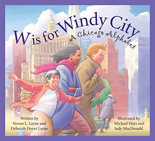 W is for Windy City: A Chicago City - Chicago Avenue Shopping Michigan