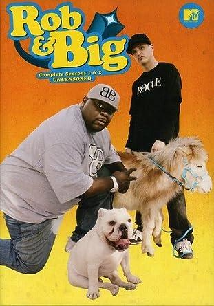 55a46e1f5299a Amazon.com: Rob & Big: The Complete First & Second Seasons: Chris ...