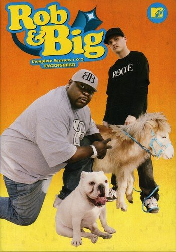Rob & Big: The Complete First & Second Seasons (Video Skateboarding Dc)