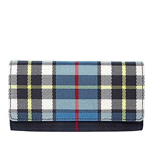 Burberry Halton Wallet- Dark Blue (Wallet Burberry Men)