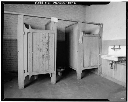 HistoricalFindings Photo: Fisher Body Company Plant,1961 East Milwaukee Avenue,Detroit,Michigan,MI,HABS,5