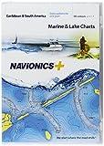 Navionics Caribbean & S. America, CF Card Nautical Chart on Compact Flash Card - CF/NAV+3XG