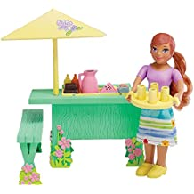 Learning Curve Caring Corners Picnic in Paradise Doll Pack --