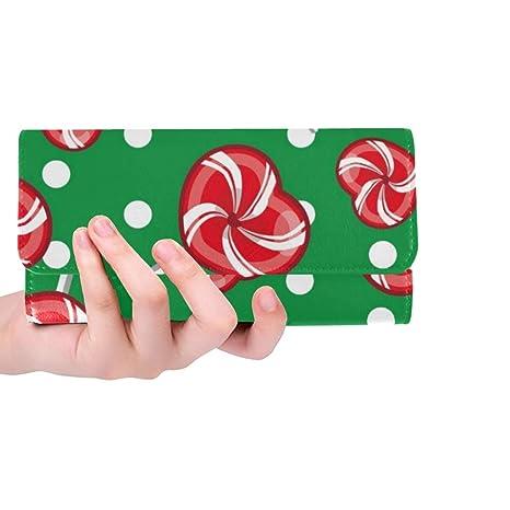 Único Personalizado Bastón de Caramelo de Navidad Mujeres ...