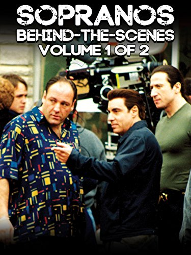 Sopranos Behind-The-Scenes Volume 1 of 2 (Best Graphic Design Backgrounds)