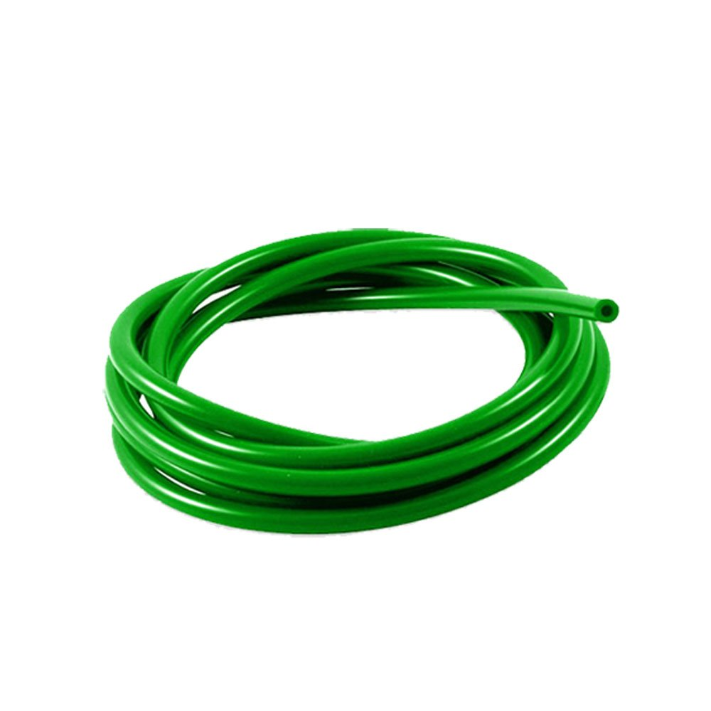 16mm ID Green 3 Metre Length Silicone Vacuum Hose - AutoSiliconeHoses AutoSiliconeHoses.com