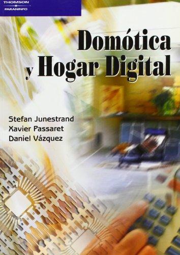 Descargar Libro Domótica Y Hogar Digital Stefan Junestrand