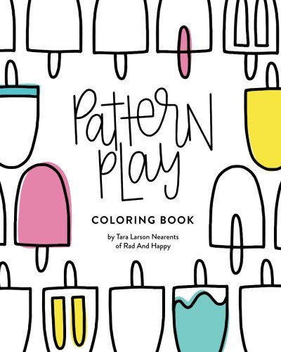 Pattern Play Coloring Book PDF