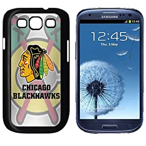 NHL Chicago Blackhawks Samsung Galaxy S3 Case Cover