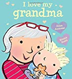 img - for I Love My Grandma [board book] book / textbook / text book
