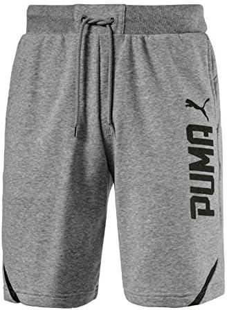 PUMA Pantalon Corto para Hombre algodón Deportivo Tec Short TR 10 ...