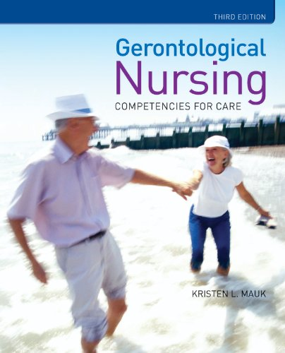 Gerontological Nursing: Competencies for Care Pdf