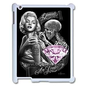 Steve-Brady Phone case Super Star Marilyn Monroe For Ipad 2/3/4 Case Pattern-19