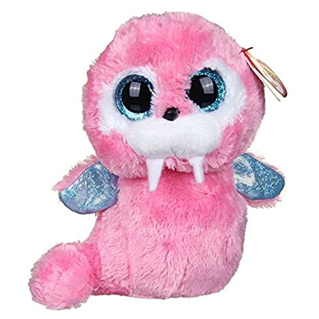 Image Unavailable. Image not available for. Color  Ty Beanie Boos Tusk -  Pink Walrus ... e39c816f2c38