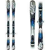 K2 Amp 76 TI Skis w/ Marker M3 12 Bindings Mens