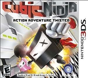 Ubisoft Cubic Ninja, 3DS - Juego (3DS, 3DS)