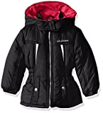 Product review for Pink Platinum Girls' Stamp Print Active Puffer Jacket