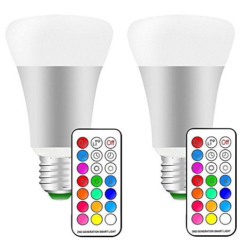 Purple Led Light Bulbs - 7