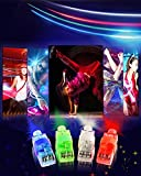 Toys : CALIFORNIA CADE ELECTRONIC Finger Lights Bright LED Rave Laser Assorted Toys, Pack of 48
