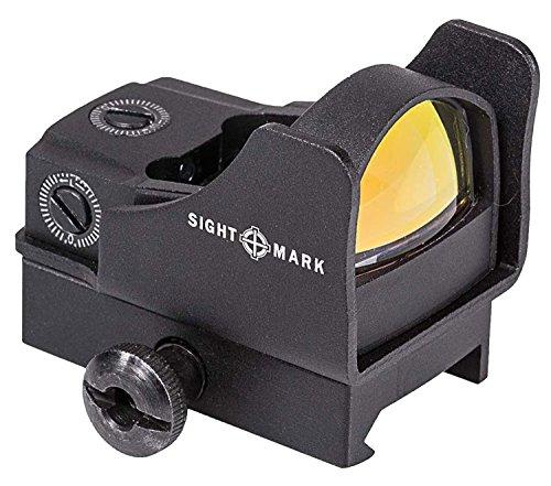 (Sightmark SM26006 Mini Shot Pro Spec with Riser Mount, Red)