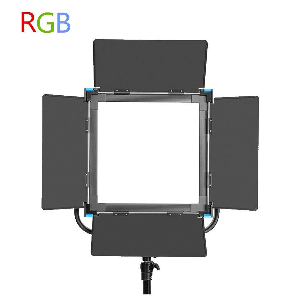 LS RGBライト 撮影定常光 撮影照明 2800K-10000K調整 8つの効果モット CRI95 (HS-150) HS-150  B07HHZBWPF