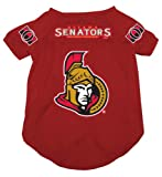 NHL Ottawa Senators Pet Jersey,  Small
