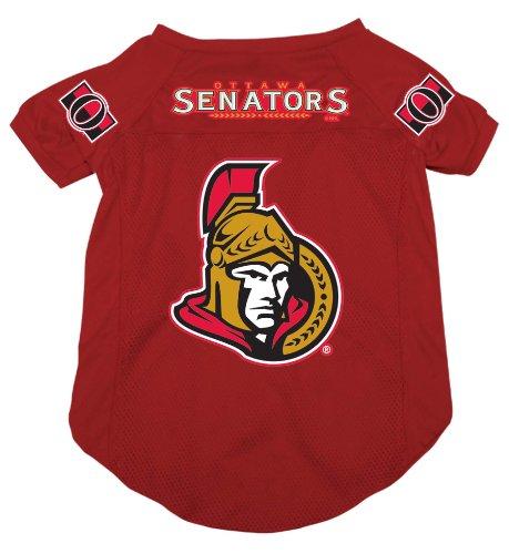 NHL Ottawa Senators Pet Jersey,  Small