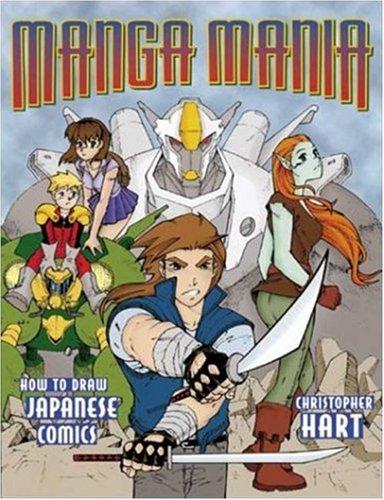 Manga Mania Book Series