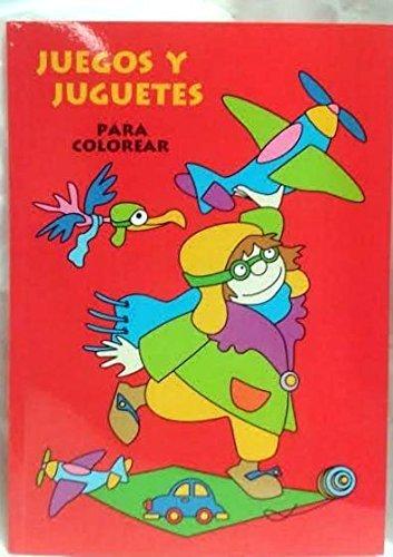 Amazon Com Games And Toys Book Juegos Y Juguetes Spanish Case