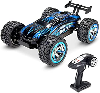 Theefun Land Buster Remote Control Monster Truck