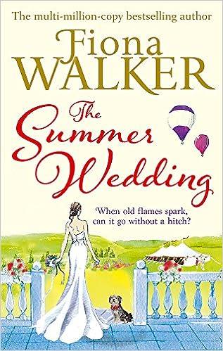 Image of: Wedding Speeches Tabloid India The Summer Wedding Amazoncouk Fiona Walker 9780751547948 Books