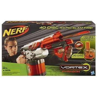 Nerf Vortex Pyragon Blaster: Toys & Games