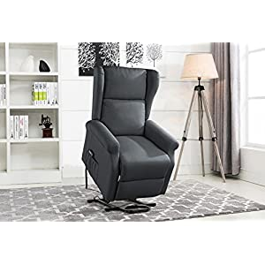 Power Recliner Chair, Lift Chairs, Linen Living Room Reclining Armchair