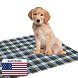 Dry Defender Puppy Pad (23″ x 35″) – Washable Puppy Training Pad for Housebreaking Your Pet